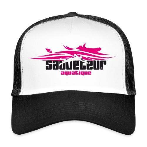 sauveteur aquatique - Trucker Cap