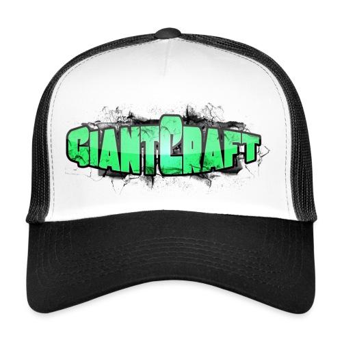 Herre T-shirt - GiantCraft - Trucker Cap