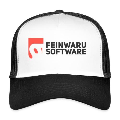 Feinwaru Full Logo - Trucker Cap