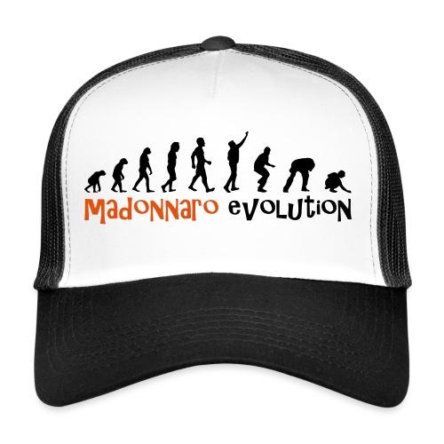 madonnaro evolution original - Trucker Cap