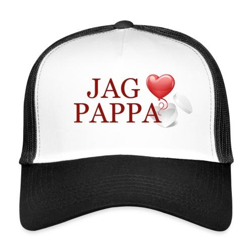 Jag älskar pappa - Trucker Cap