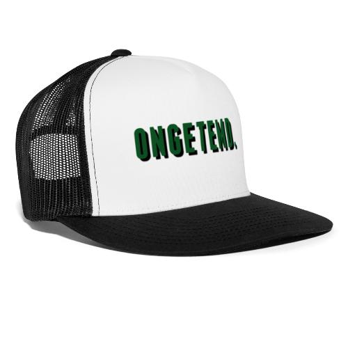 ONGETEMD. - Trucker Cap