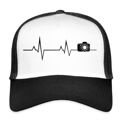 DSLR EKG - Trucker Cap
