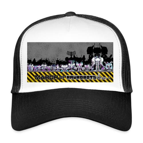 #MarchOfRobots ! LineUp Nr 2 - Trucker Cap