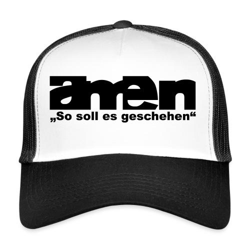 amen - Trucker Cap