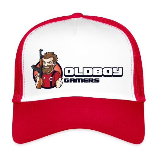 Oldboy Gamers Fanshirt - Trucker Cap