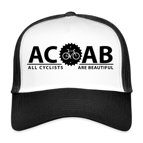ACAB ALL CYCLISTS - Trucker Cap