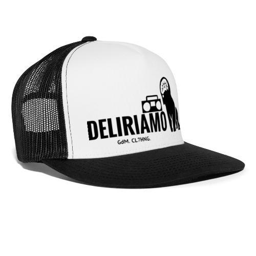 DELIRIAMO CLOTHING (GdM01) - Trucker Cap