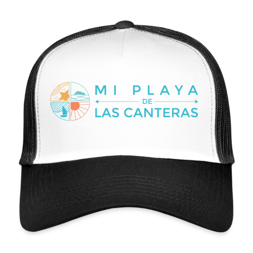 Mi playa de Las Canteras - Gorra de camionero