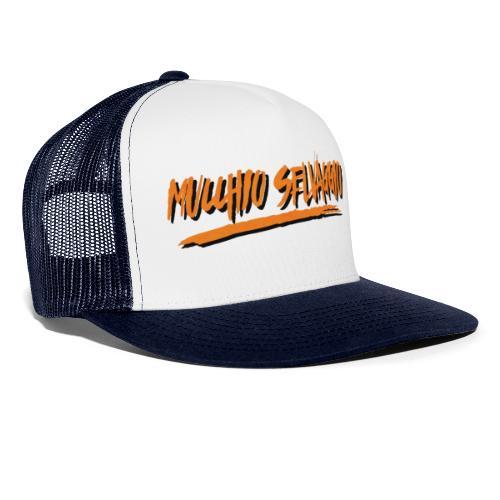 Mucchio Selvaggio 2016 Dirty Orange - Trucker Cap