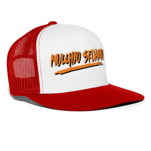 Mucchio Selvaggio 2016 Dirty Orange - Trucker Cap