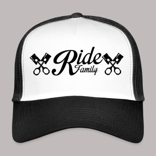 Noir - Trucker Cap