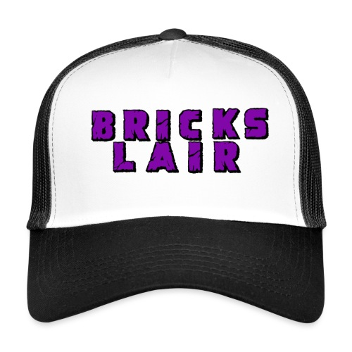 BrickslairLogoMerch - Trucker Cap