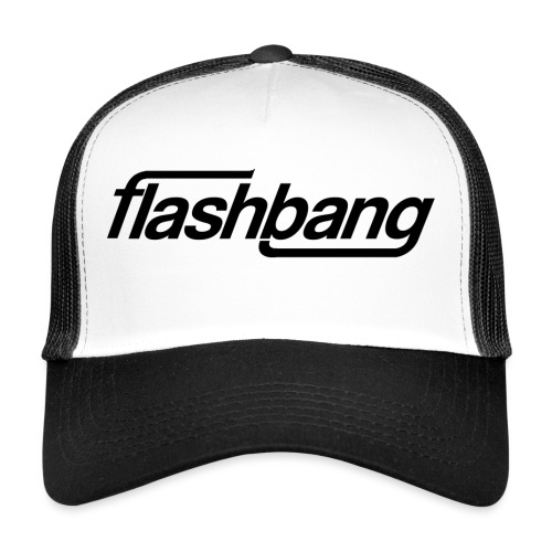 FlashBang Enkel - 50kr Donation - Trucker Cap
