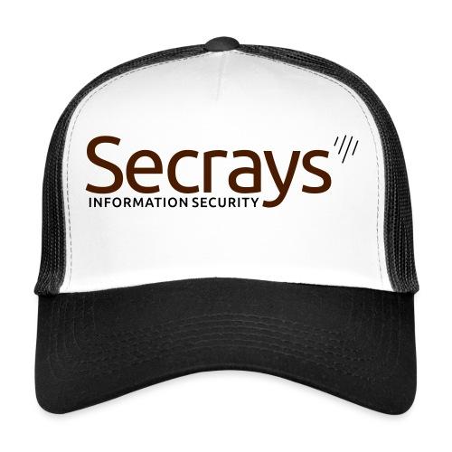 Secrays vektori logo - Trucker Cap
