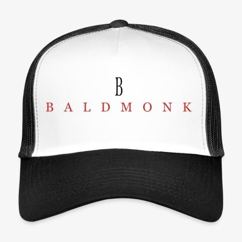 Baldmonk Classic Logo - Trucker Cap