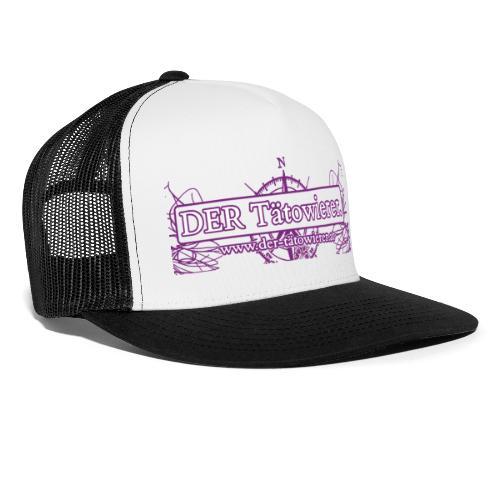 DER Taetowierer Logowear - Trucker Cap