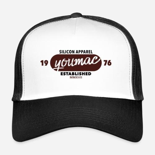 youmac est. MMXVII - Trucker Cap