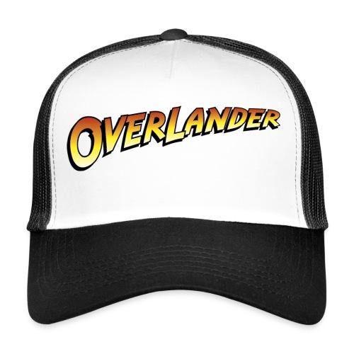 overlander0 - Trucker Cap