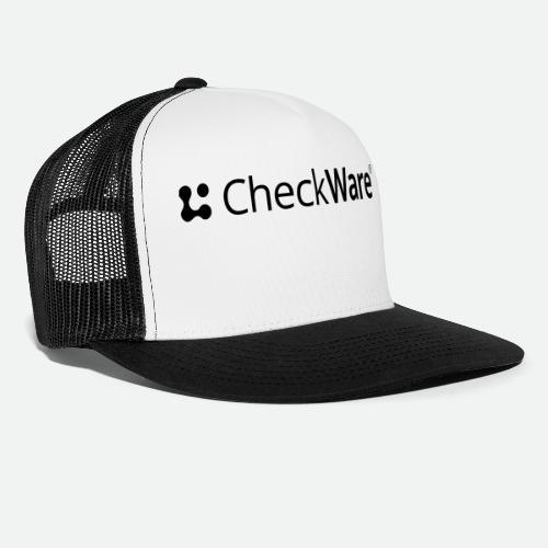 CheckWare black - Trucker Cap