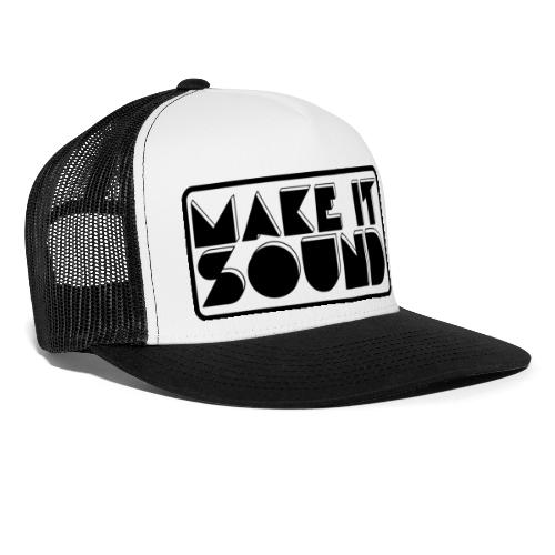 MAKE IT SOUND UMEÅ - Trucker Cap