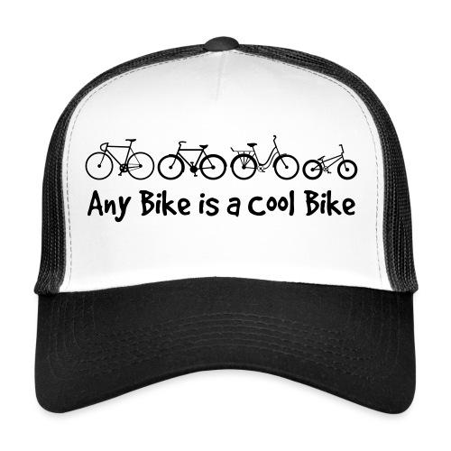 Any Bike is a Cool Bike Kids - Trucker Cap