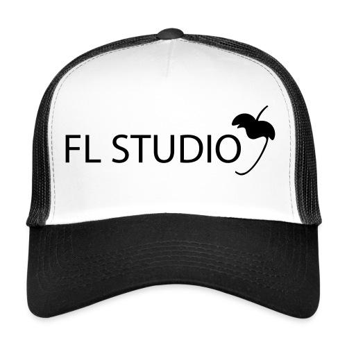 FL Name With Logo AI - Trucker Cap
