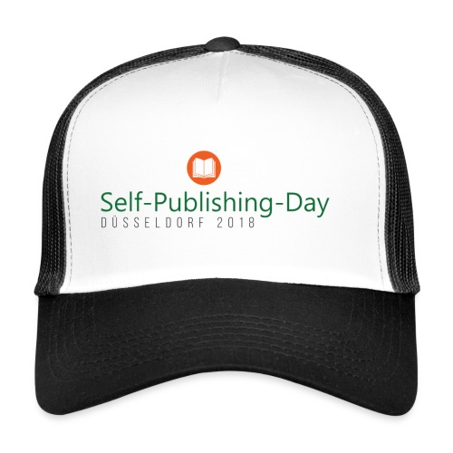 Self-Publishing-Day Düsseldorf 2018 - Trucker Cap