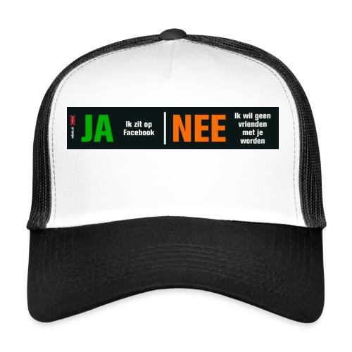 facebookvrienden - Trucker Cap