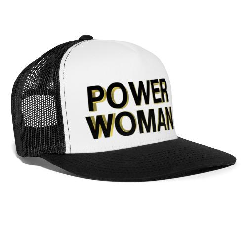 POWER WOMEN - Trucker Cap