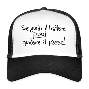 se_guidivero - Trucker Cap