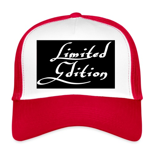 Limited edition - Trucker Cap