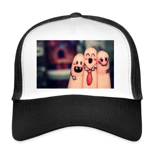 słodkie palce - Trucker Cap