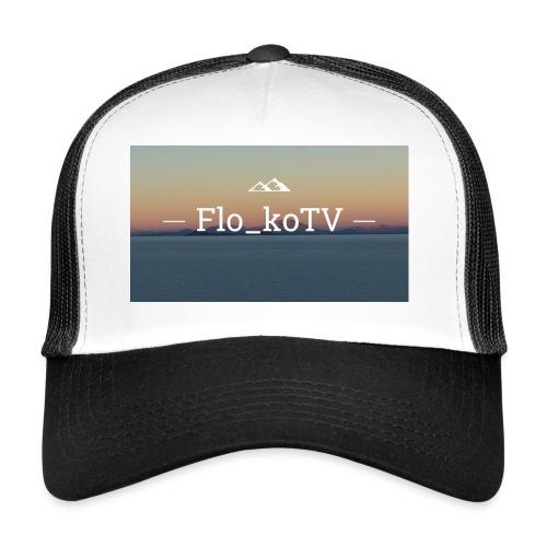 flo_koTV - Trucker Cap