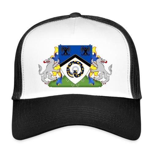Hrafnarfjall Coat of Arms - Trucker Cap