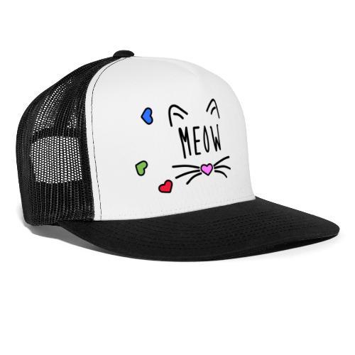 Meow - Gorra de camionero