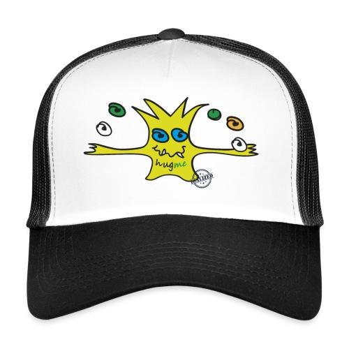 Hug me Monsters - Every little monster needs a hug - Trucker Cap