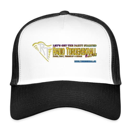 partystarted tordenskrall png - Trucker Cap