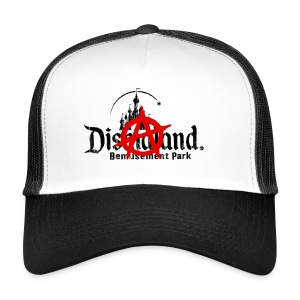 Anarchy ain't on sale(Dismaland unofficial gadget) - Trucker Cap