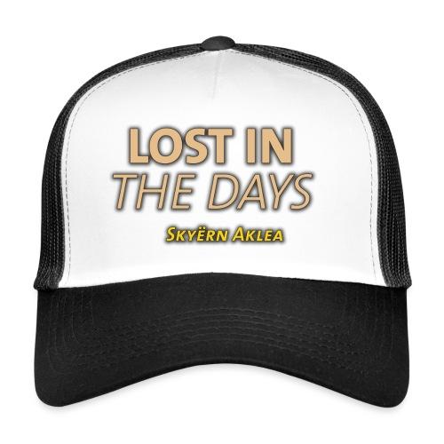 SKYERN AKLEA LOST IN THE DAYS - Trucker Cap