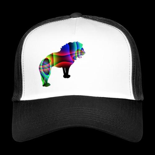 der Löwe hat die Stärke - Trucker Cap