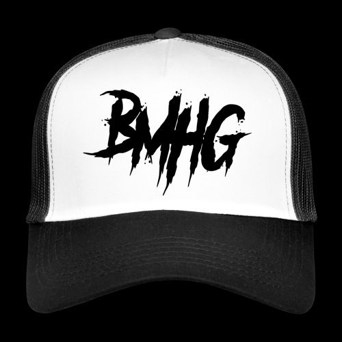 Black - Trucker Cap