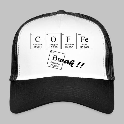 Coffee Break - Trucker Cap