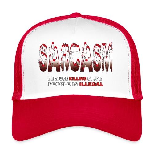 SARCASM - Trucker Cap