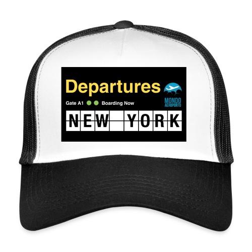 Departures Defnobarre 1 png - Trucker Cap