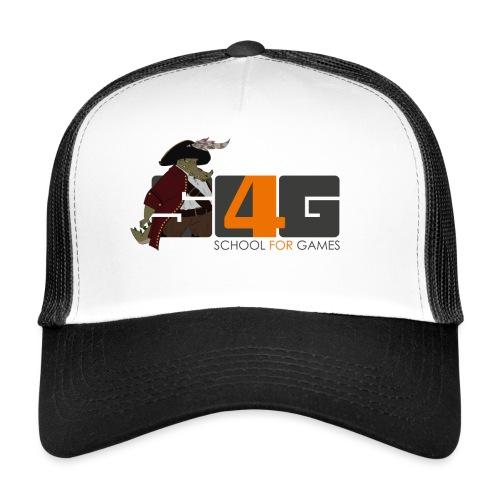 Tshirt 01 png - Trucker Cap