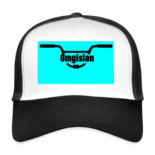 New logo - Trucker Cap