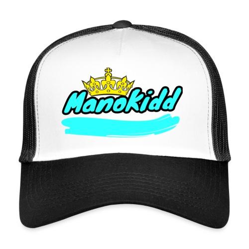 ManoKidd Merch - Trucker Cap