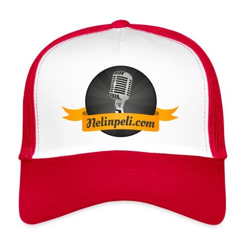 Nelinpelin logo - Trucker Cap