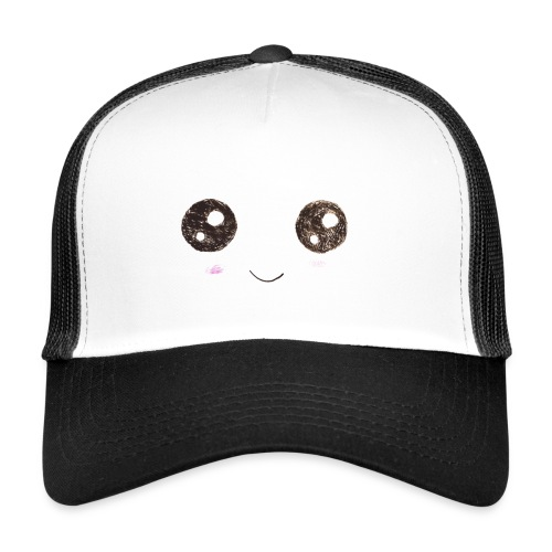 Kids for Kids: Smiling Face - Trucker Cap